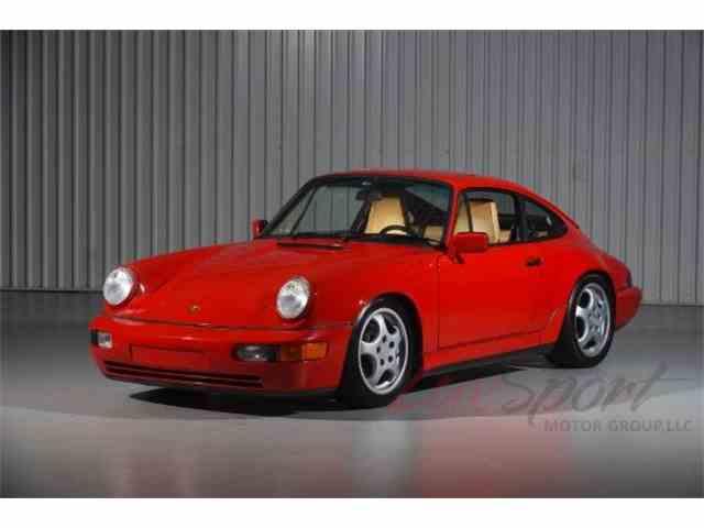 1989 Porsche 964 Carrera 4 Coupe | 987550