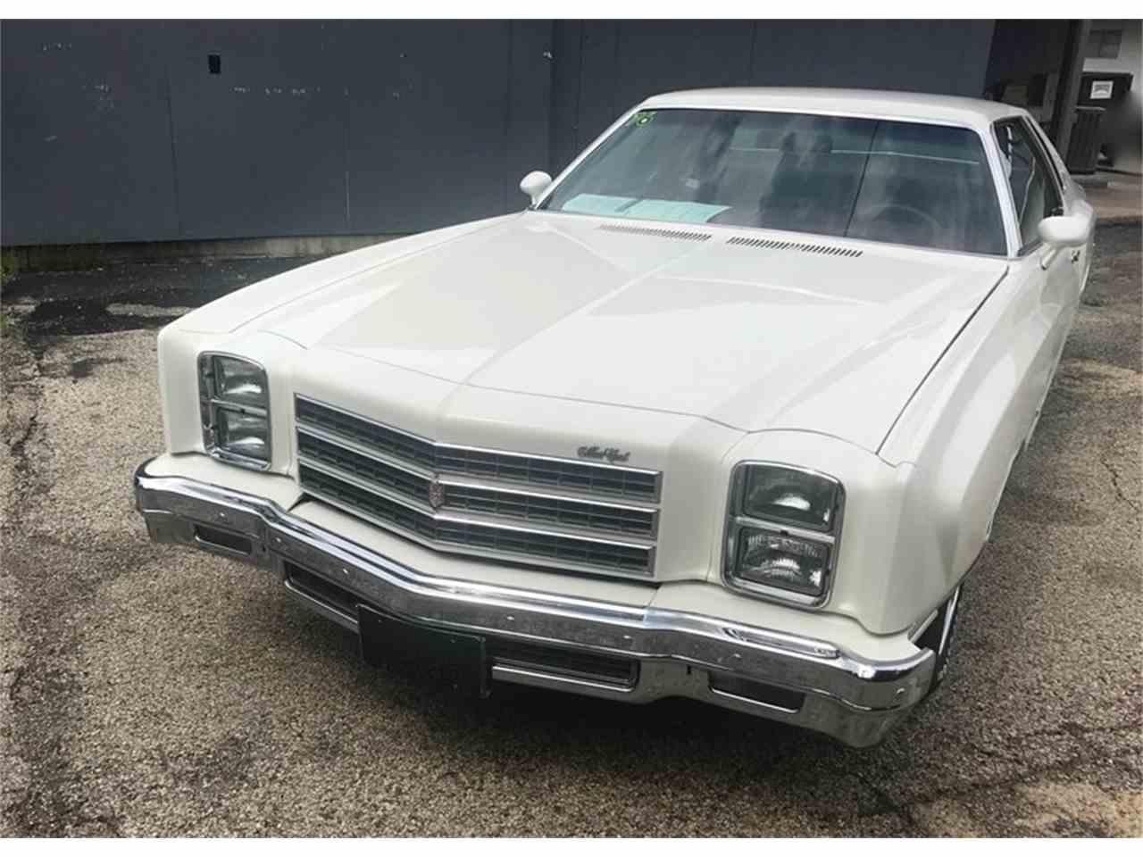 Chevy Dealers Dayton Ohio >> 1976 Chevrolet Monte Carlo for Sale | ClassicCars.com | CC-987551