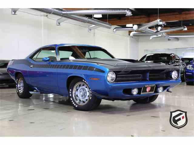 1970 Plymouth Cuda | 987552