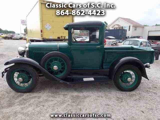 1931 Ford Model A | 987562