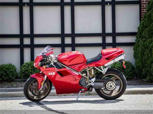 2000 Ducati 748 | 987568