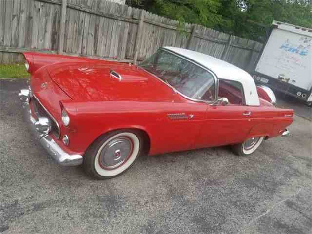 1955 Ford Thunderbird | 987572