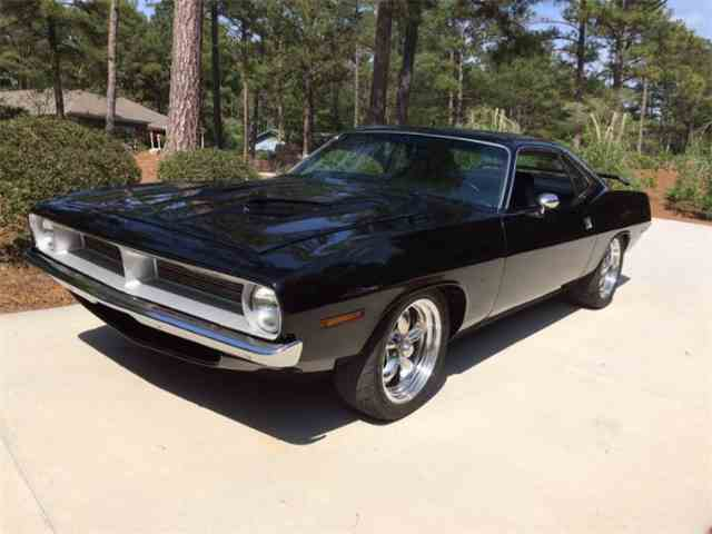 1970 Plymouth Barracuda | 987573