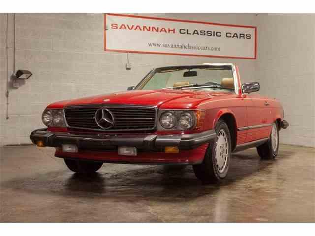 1988 Mercedes-Benz 560 | 987574