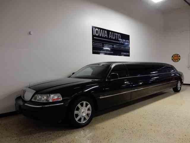 2007 Lincoln Limousine | 987581