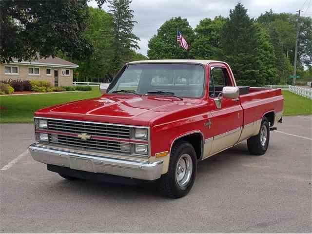 1984 Chevrolet C/K 10 | 987583