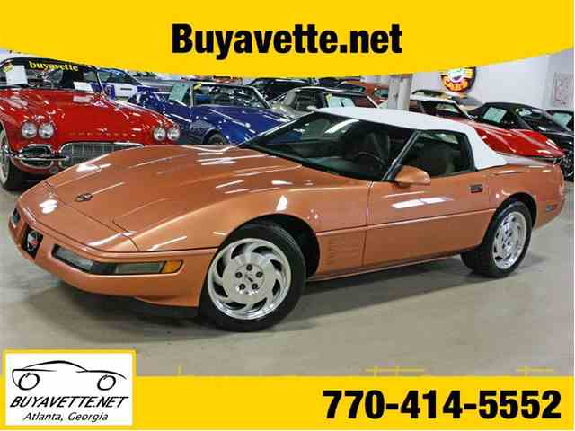 1994 Chevrolet Corvette | 987585