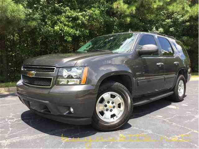 2010 Chevrolet Tahoe   987586