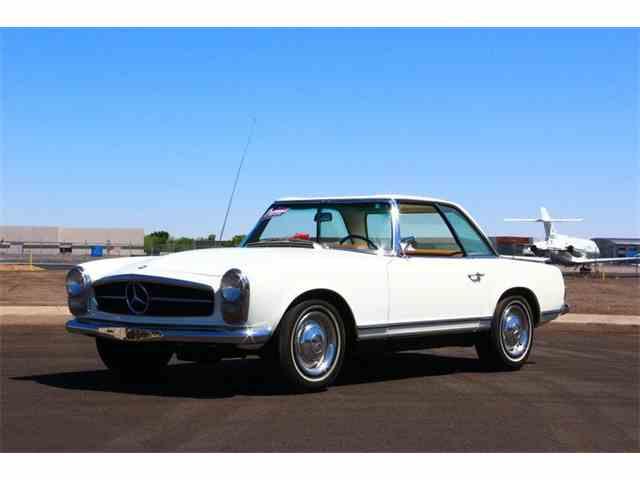 1967 Mercedes-Benz SL-Class | 987588
