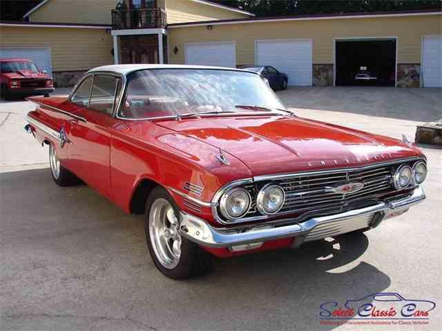 1960 Chevrolet Impala | 987591