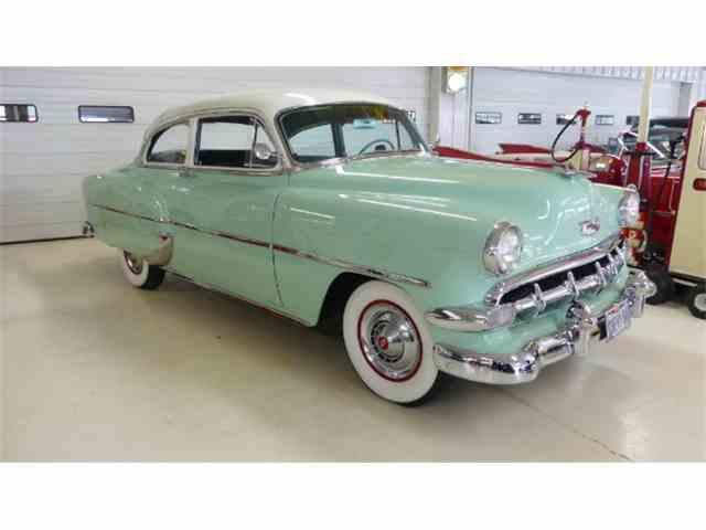 1954 Chevrolet 210 | 987595