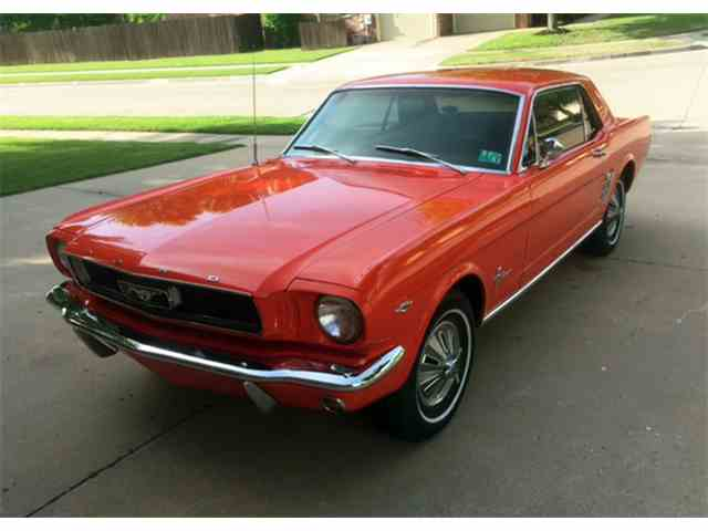 1966 Ford Mustang | 980076