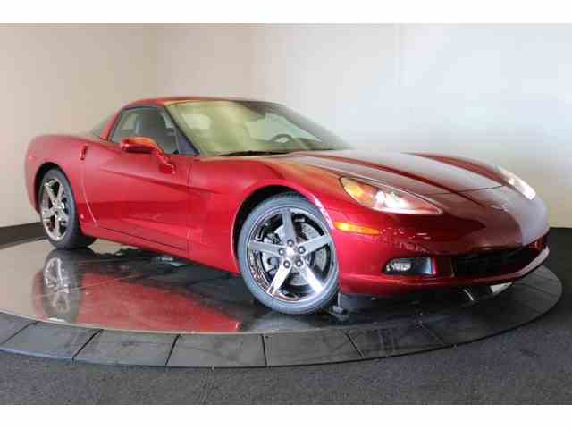 2008 Chevrolet Corvette | 987601