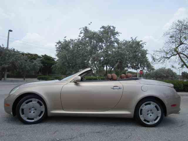 2003 Lexus SC430 | 987607