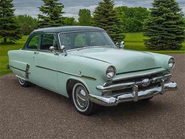 1953 Ford Model 70B Customline Tudor | 987614