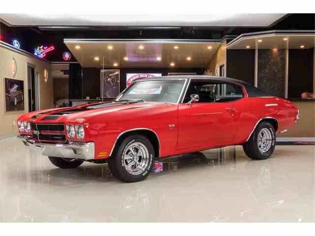 1970 Chevrolet Chevelle | 987623