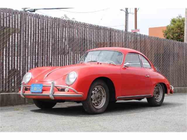 1957 Porsche 356A | 987625