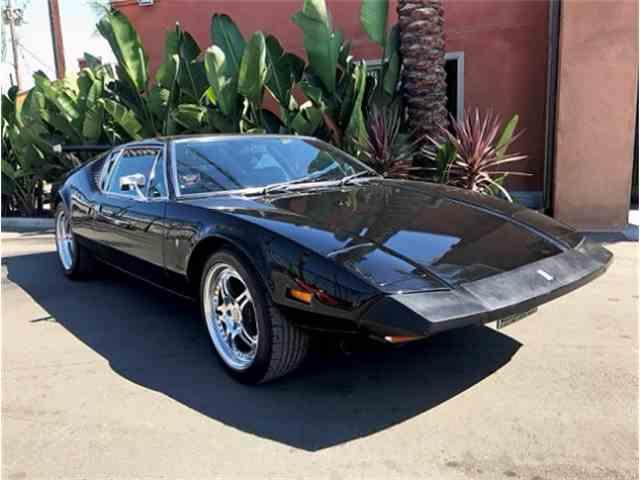1973 DeTomaso Pantera | 987629