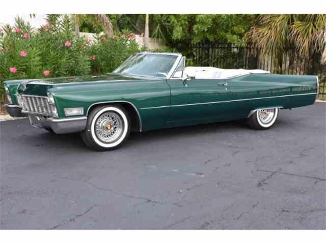 1968 Cadillac DeVille | 987631
