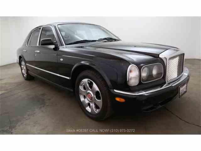 2000 Bentley Arnage | 987632