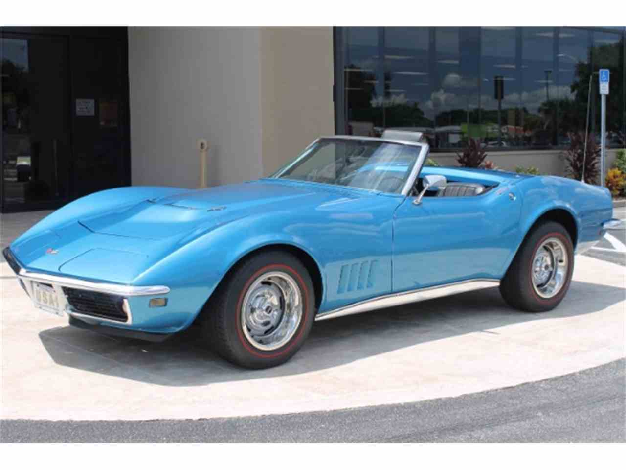 Classic Corvette Car Insurance