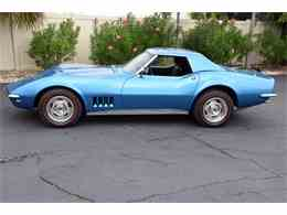 1968 Chevrolet Corvette - CC-987634