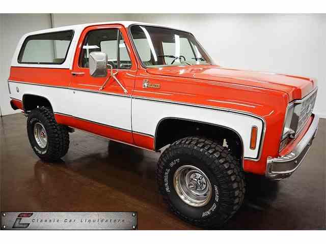 1976 Chevrolet Blazer | 987635