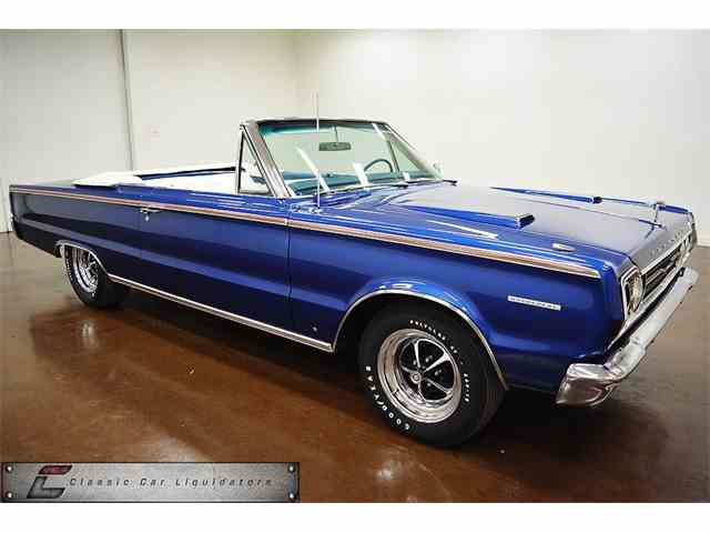 1967 Plymouth Belvedere | 987638