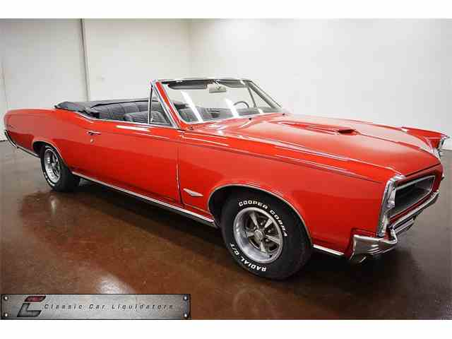 1966 FORD GTO CONVERTIBLE | 987640