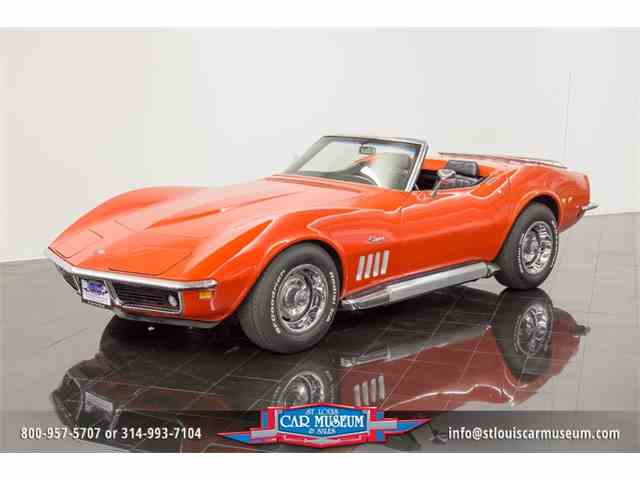 1969 Chevrolet Corvette Stingray Convertible | 987642