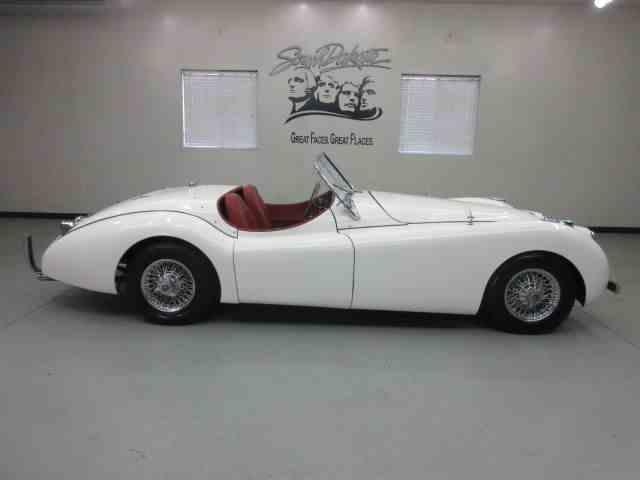 1952 Jaguar XK120 | 987644