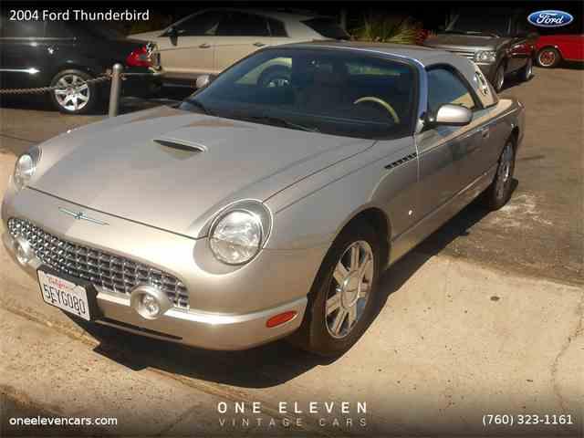 2004 Ford Thunderbird Premium | 987647