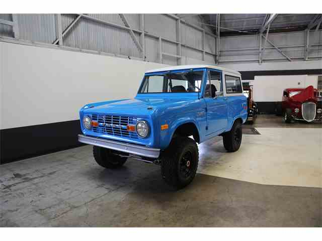 1972 Ford Bronco | 987649