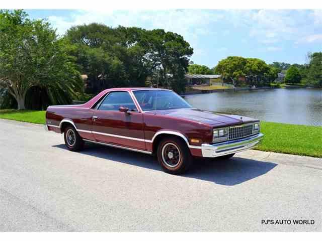 1983 Chevrolet El Camino | 987650