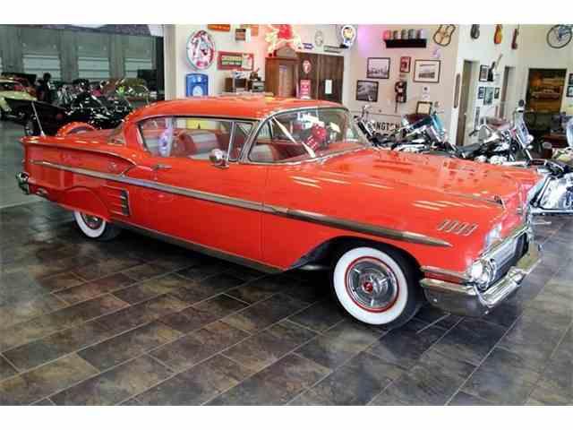 1958 Chevrolet Impala | 987654