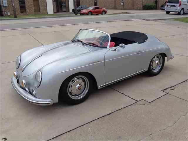 1957 Porsche Speedster | 980766