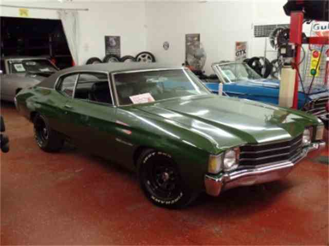 1970 Chevrolet Chevelle | 987662
