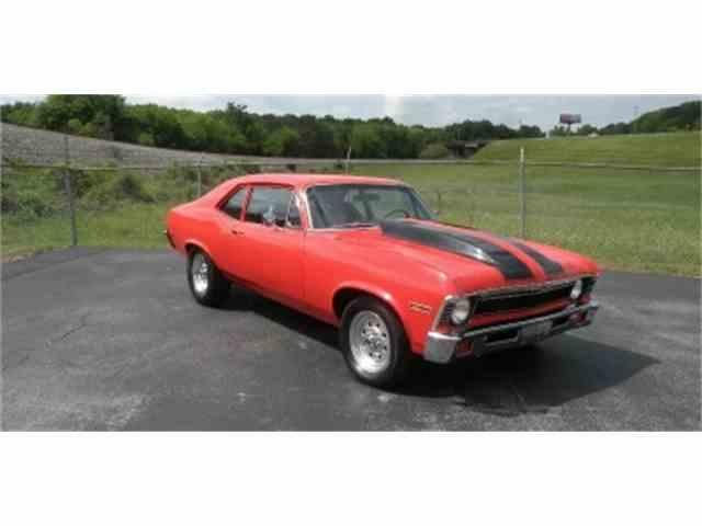 1972 Chevrolet Nova | 987664