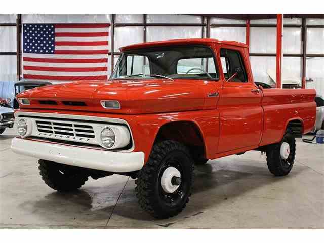 1962 Chevrolet K-10 | 987665