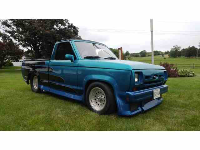 classic ford ranger for sale on 21 available. Black Bedroom Furniture Sets. Home Design Ideas