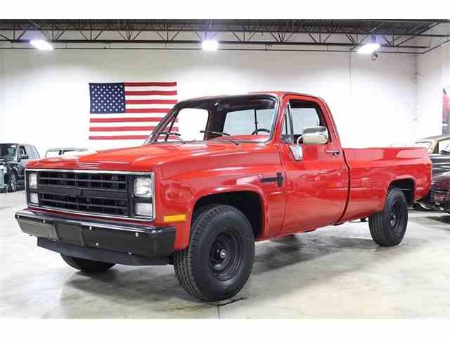 1985 Chevrolet C/K 10 | 987671