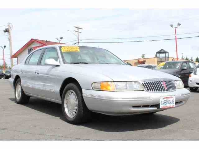 1997 Lincoln Continental | 987675