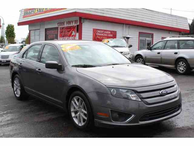 2011 Ford Fusion | 987679