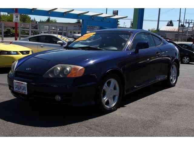2003 Hyundai Tiburon | 987682
