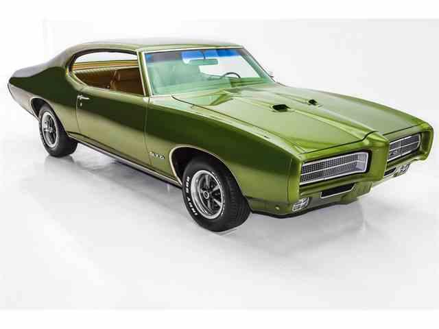 1969 Pontiac GTO | 987687