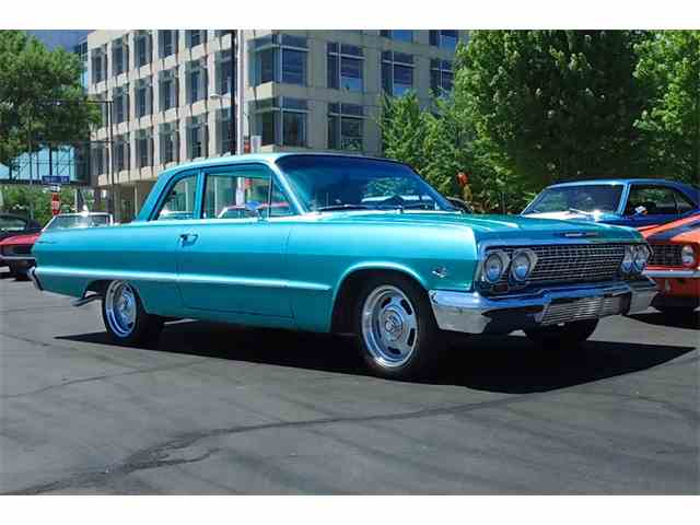 1963 Chevrolet Bel Air | 987689