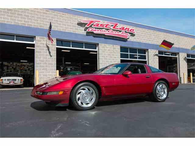 1995 Chevrolet Corvette | 987692