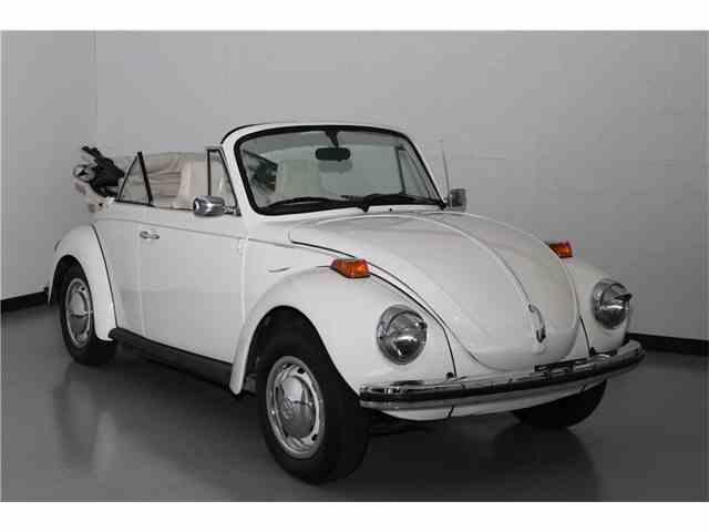 1973 Volkswagen Beetle   987694