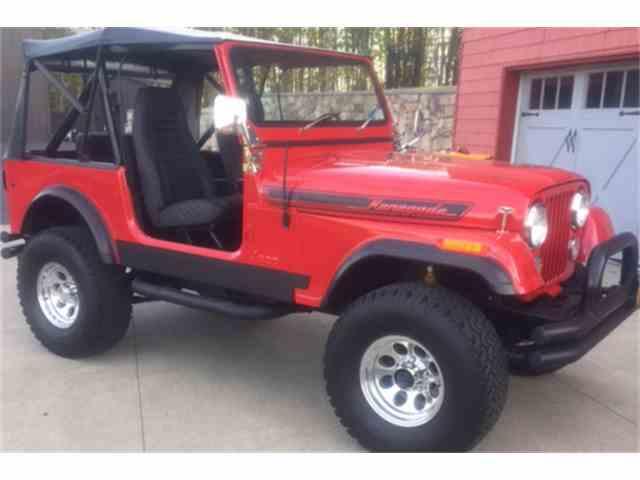 1984 Jeep CJ7   987696