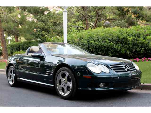 2005 Mercedes-Benz SL500 | 987700